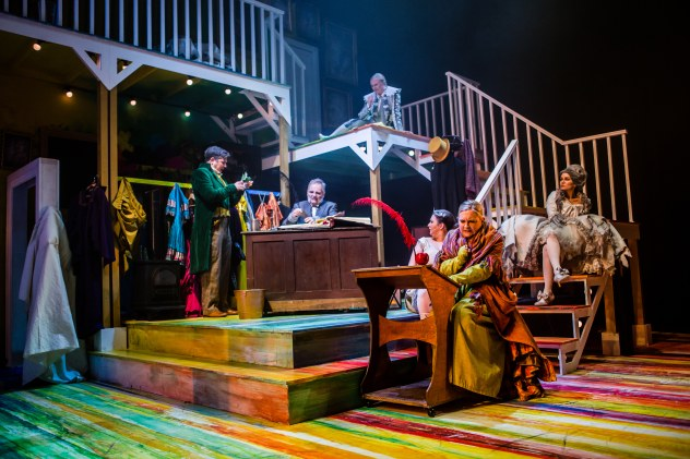 A Christmas Carol At The Mac